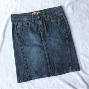 Makers of True Originals Denim Skirt